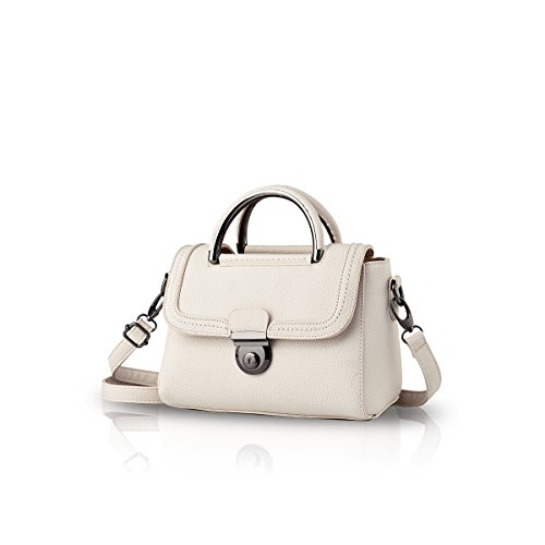 671bf4c57c Nicole Doris 2017 new small square bags shoulder messenger bag ladies women  handbags(White) - Buy Online in Oman.