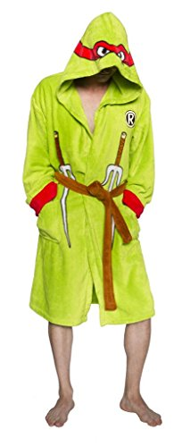 Teenage Mutant Ninja Turtles Raphael Erwachsene Kostüm Robe