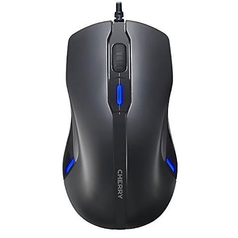 CHERRY MC4000 corded Mouse USB black