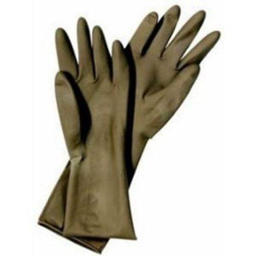 Matador Latex-Friseurhandschuhe zur Mehrfachverwendung, 1 Paar, Größe 7, 19 cm Handumfang