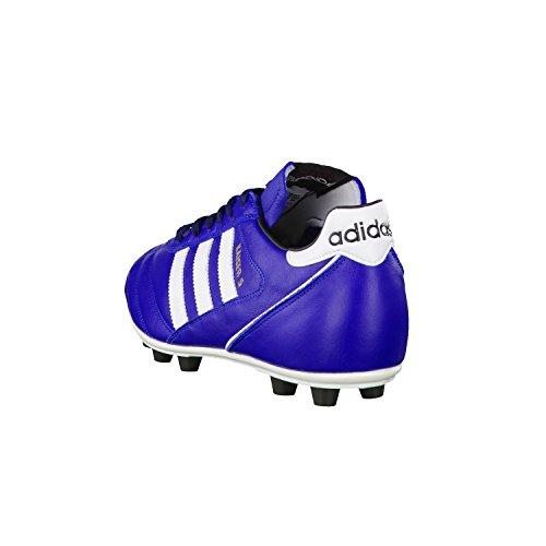 adidas Herren Kaiser 5 Liga Fußballschuhe dunkelblau / weiß