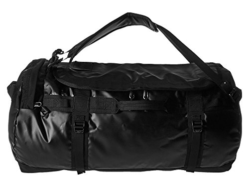 The North Face - Borsone da viaggio unisex base camp, colore nero (tnf black), taglia S (53 x 32,5 x 32,5 cm, 50 L)
