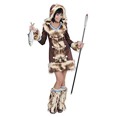 (Widmann - Erwachsenenkostüm Aikaa Eskimo Girl)