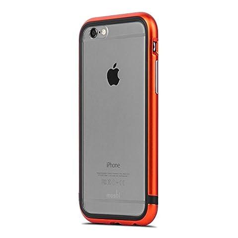 Moshi iGlaze Luxe Coque pour iPhone 6/6S Orange Cuivre