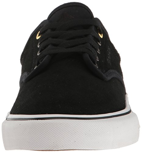 Emerica Wino G6 Black White, Chaussures de Skateboard Homme Black/White