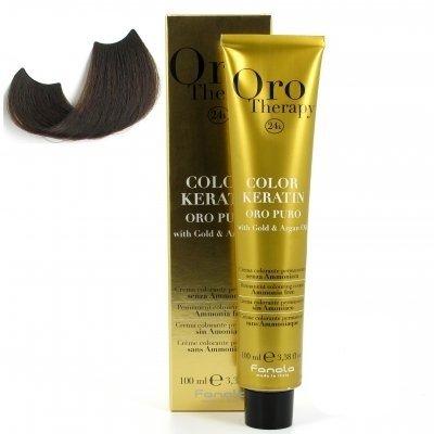 color keratin oro puro n°5.0 chatain clair 100 ml