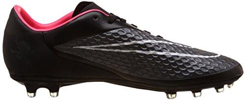 Nike Hypervenom Phelon Fg, Football Compétition Homme Grigio/Nero