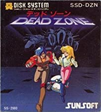 Dead Zone Famicom System Disk [Import Japan]
