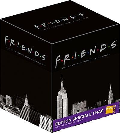 Friends - Coffret intégral des Saisons 1 à 10 - Edition Spéciale Fnac, DVD/BluRay