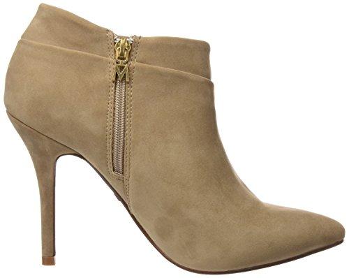 MTNG Originals Damen Maria Mare 2016 I Basic Calzado Señora Geschlossens Schuhe mit Absatz Braun (PEACH TAUPE)