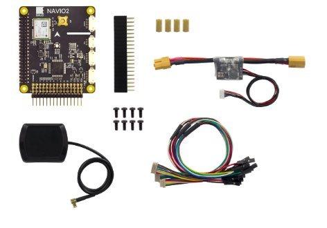 Navio 2Linux Autopilot für Raspberry Pi Autopiloten Autopilot-systeme