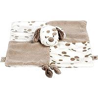 Nattou Crown Max the Dog - Manta de seguridad con diseño perro
