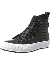 Converse Unisex-Erwachsene Ctas Wp Boot Hi Black/Blue Jay/White Hohe Sneaker