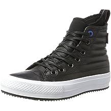 Converse Ctas Wp Boot Hi Black/Blue Jay/White - Zapatilla alta Unisex adulto