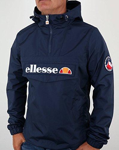Ellesse Men Lightweight Jacket Mont 2 OH, Größe:XL, Farbe:Dress Blues