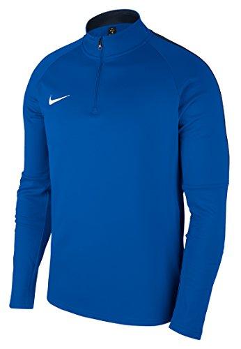 Nike Herren Dry Academy 18 Drill Longsleeve, Royal Blue/Obsidian/White, M