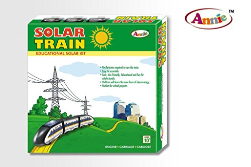 Krasa Toys Annie Solar Train  available at amazon for Rs.399