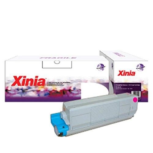 Xinia 43381905-XIN-560-024 - kompatible Rebuilt Oki 43381905: Die 43.381.905-XIN-560-024 ist ein remanufactured Xinia kompatibel gelbe Patrone direkt eine 43.381.905 ersetzt und ist kompatibel in den folgenden Maschinen C5600 / 5700 / n / Seiten-Ertrag: 2000
