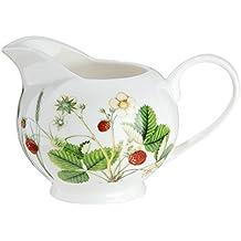 Gilde Leche lechera Wilde Flores Wild Flower Estilo Rústico Porcelana