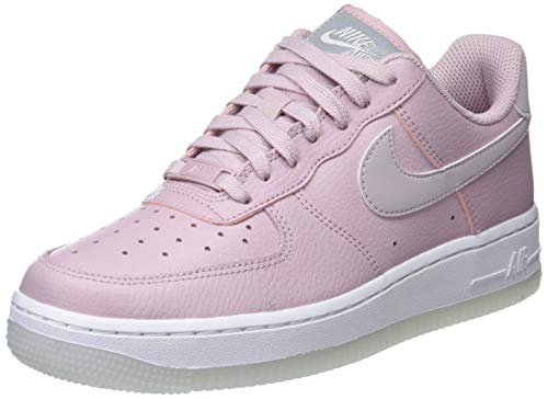 Nike Damen WMNS Air Force 1 '07 Essential AO21 Gymnastikschuhe, Pink (Plum Chalk/White/MTLC Luster 500), 40 EU