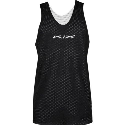 K1X Jersey Hardwood Rev Practice Black/White, XXS -