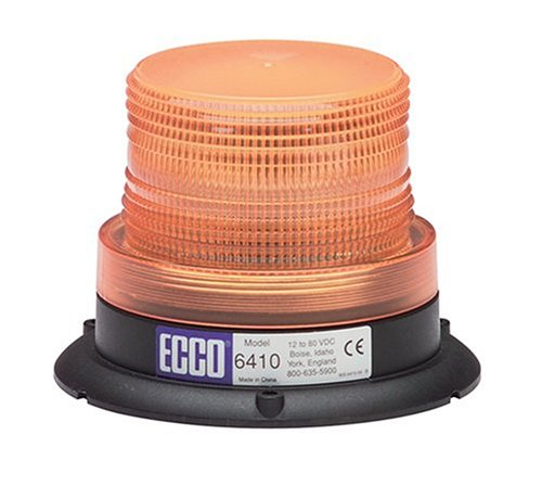 ECCO 6410A Low Profile Strobe Light by ECCO Low-profile-strobe Light