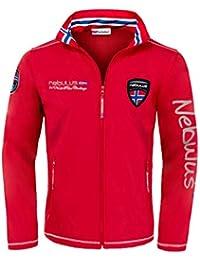 Suchergebnis auf Amazon.de für  Rote Jacke - Nebulus   Damen  Bekleidung 2816abba3a