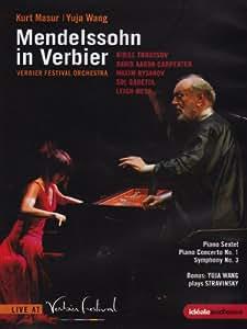 Mendelssohn in Verbier 2009 - Kurt Masur [DVD] [2010]
