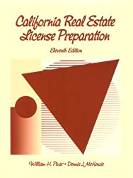 Californa Real Estate License (California Real Estate License Preparation, 11th ed)