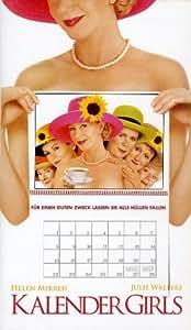 Kalender Girls [VHS]