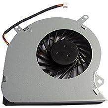 Ventilador de la CPU para MSI GE60 16GA MS MS-16GC CPU VGA, PN: 0800401-E33-MC2, DC5V 0.55A