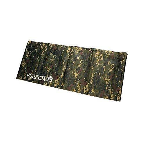 Camouflage Wasserdicht Einfache Skateboard Rucksack & Notwendige Tragetasche