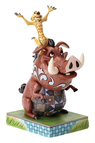 Disney Traditions - Decorado, diseño de Timon y Pumba