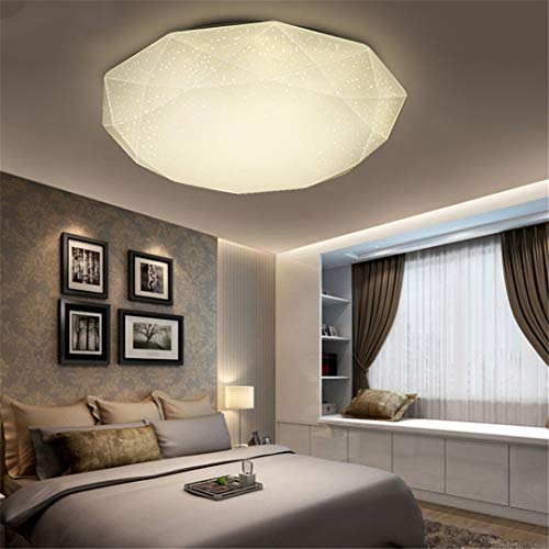 ABS Material Casting Molding Seal staubdichte Platte Indoor Led-Lampe für Küche Wohnzimmer Balkon 18W-270mm-cold white -