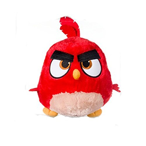 """Angry Birds - Hatchling Plush Red - Movie - 21cm 8.5"""""""