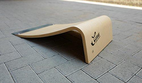 G20 Sprungrampe - Skateboard Rampe von Graw Jump Ramps