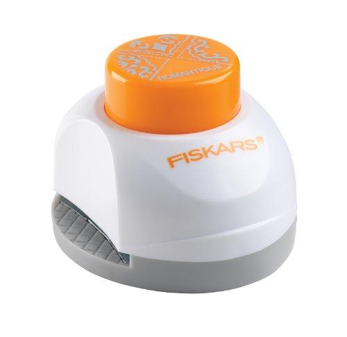 Fiskars - Perforador de Esquinas 3 en 1 1
