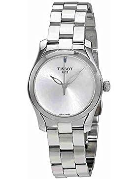 Tissot T-Wave Ii/Lr/Q/Steel/Silver Di, T112.210.11.031.00