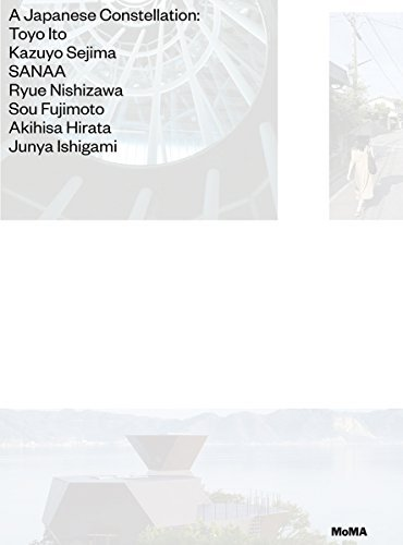 A Japanese Constellation: Toyo Ito, SANAA, and Beyond (2016-03-22)