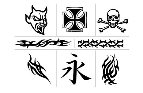 ducti-tattoo-black