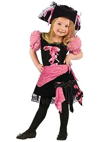 Costume Pirate Toddler - Fun World Pink Punk Pirate Toddler Toddler