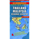 Carte routière : Thailand, Myanmar, Malaysia, N° 26