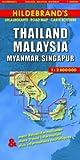 Hildebrand's Urlaubskarten, Nr.26, Thailand, Myanmar, Malaysia