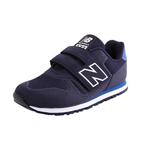 New Balance Ka373, Sneaker Unisex – Bambini Blu (Navy)