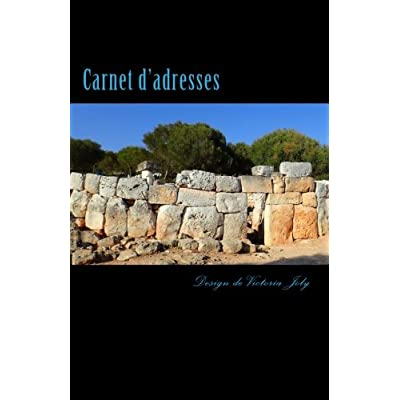 Carnet d'adresses: Adresse / Telephone / E-mail / Anniversaire / Site Web / Log in / Mot de passe / Collection Mysteres 7
