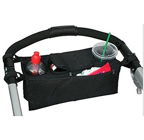 Cup Bottle Drink Food Holder Storage Bag Organizer for Pram Pushchair Stroller Buggy (HG0012)
