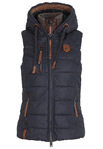 Naketano Female Jacket Bambi Alte Schlampe II Dark Blue, M