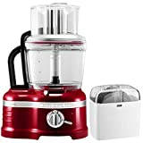 KitchenAid Artisan Food Processor 4Litre - Candy Apple