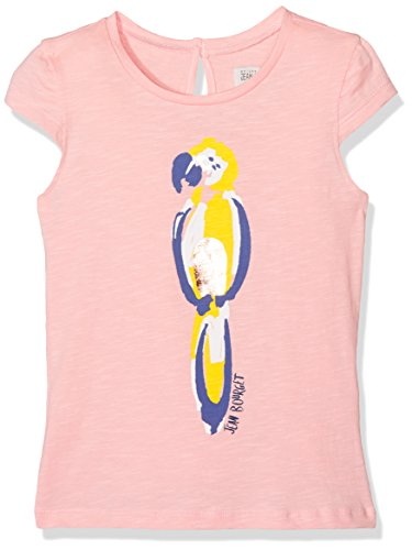 jean-bourget-jungle-t-shirt-fille-rose-rose-rose-pale-4-ans-taille-fabricant-4a