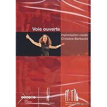 Méthode et pédagogie FUZEAU BERTOCCHI CH. - VOIX OUVERTE - LIVRET + DVD Chant
